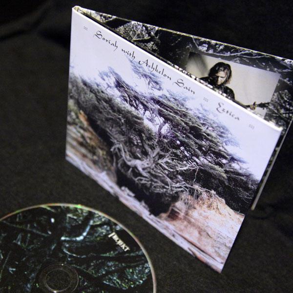 Soriah (with Ashkelon Sain): Eztica (CD)