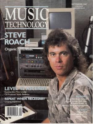 SteveRoach-MusicTech-1987