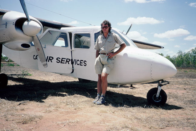 SteveRoach-Australia-1987