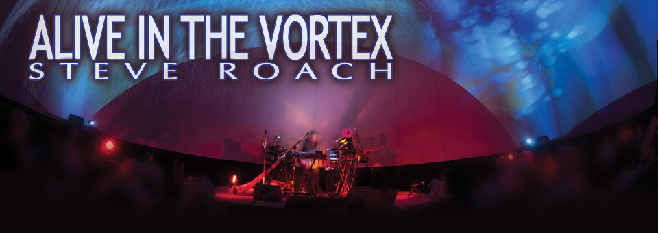 Two new releases from Steve Roach